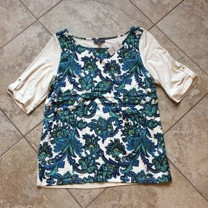 NEW Limited womens size s small 4 6 shirt top soft